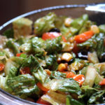 Vegan Lettuce and Catalina Salad Recipe
