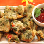 Vegan Mint Fritters Recipe