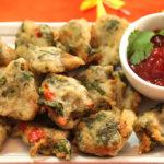 Vegan Mint Fritters Recipe