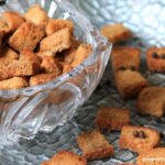 Salt And Pepper Croutons Recipe